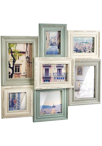 locker Galerierahmen »Collage«, für 7 Bilder, Vintage für 7 Bilder kaufen