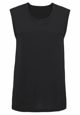 Bench. Muscleshirt, aus atmungsaktiver COOLMAX® Ware kaufen