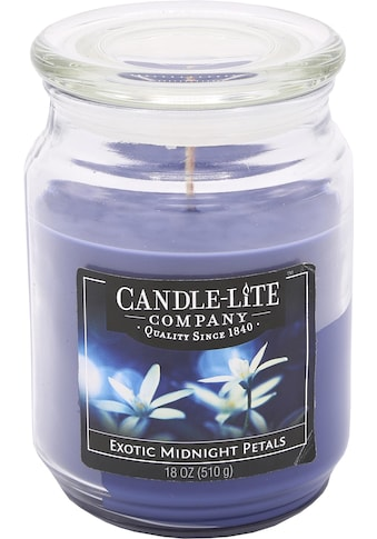 "Candle - lite™ Duftkerze ""Everyday  -  Exotic Midnight Petals"", (1 - tlg.) kaufen"