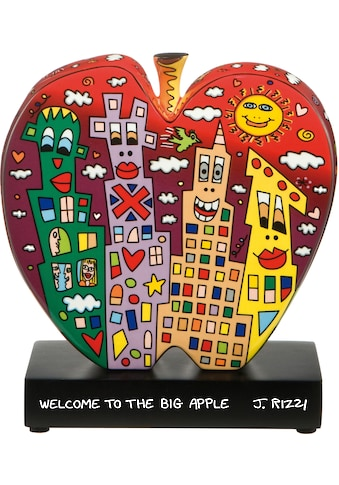 Goebel Dekofigur »Welcome to the Big Apple«, von James Rizzi kaufen