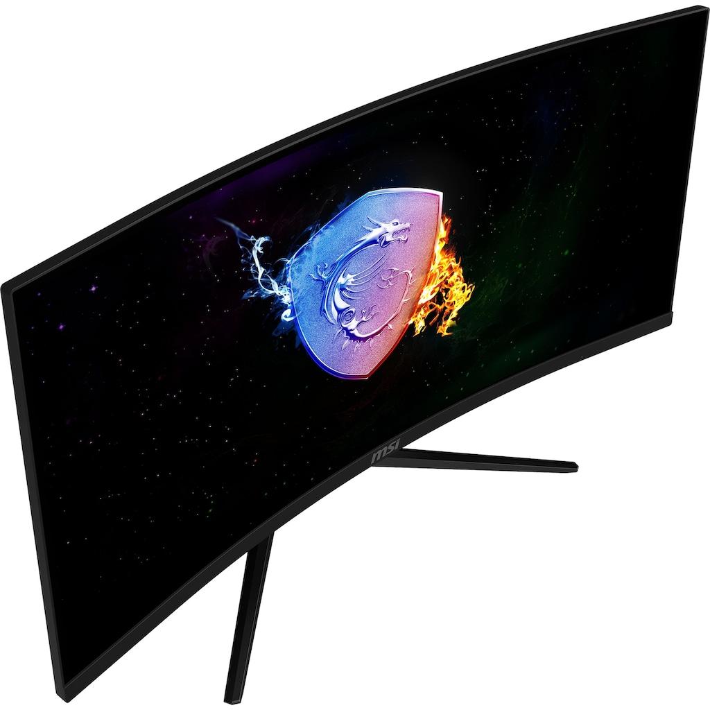"""MSI Curved-Gaming-Monitor »Optix MAG342CQR«, 86 cm/34 """", 3440 x 1440 px, UWQHD, 1 ms Reaktionszeit, 144 Hz, 3 Jahre Herstellergarantie"""