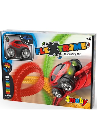 Smoby Autorennbahn »Flextreme Starter-Set«, (Set) kaufen