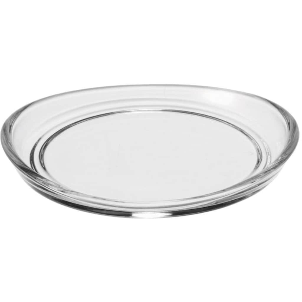 LEONARDO Glasuntersetzer »LOOP«, (Set, 6 tlg.), Glas