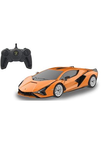 Jamara RC-Auto »Lamborghini Sián 1:24, orange - 2,4 GHz« kaufen
