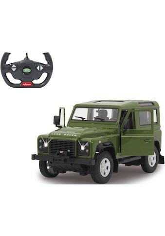 Jamara RC-Auto »Land Rover Defender«, mit LED-Fahrlicht kaufen