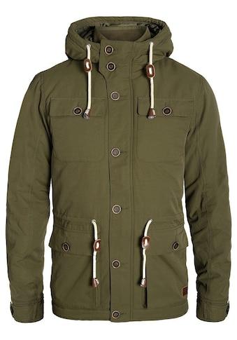 Blend Langjacke »Cirocco«, warme Jacke mit Stehkragen kaufen