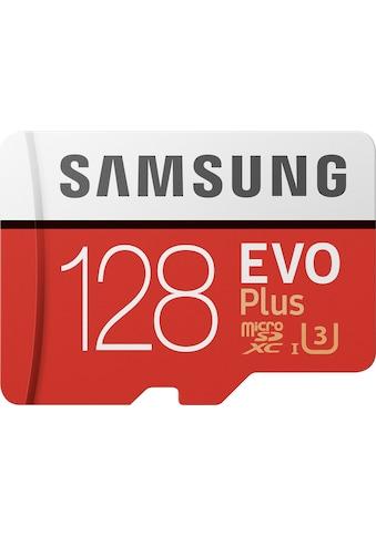 Samsung Speicherkarte »EVO Plus 2020 microSD«, (UHS Class 10 100 MB/s... kaufen