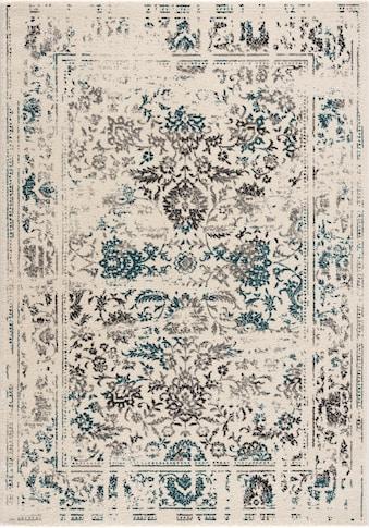 Sanat Teppich »Vintage 1613«, rechteckig, 13 mm Höhe, Kurzflor, Wohnzimmer kaufen