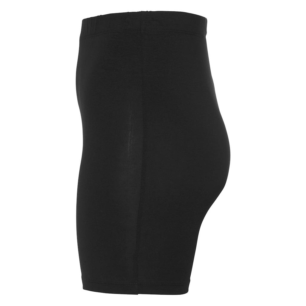Melrose Radlerhose, perfekt unter Kleidern und Röcken