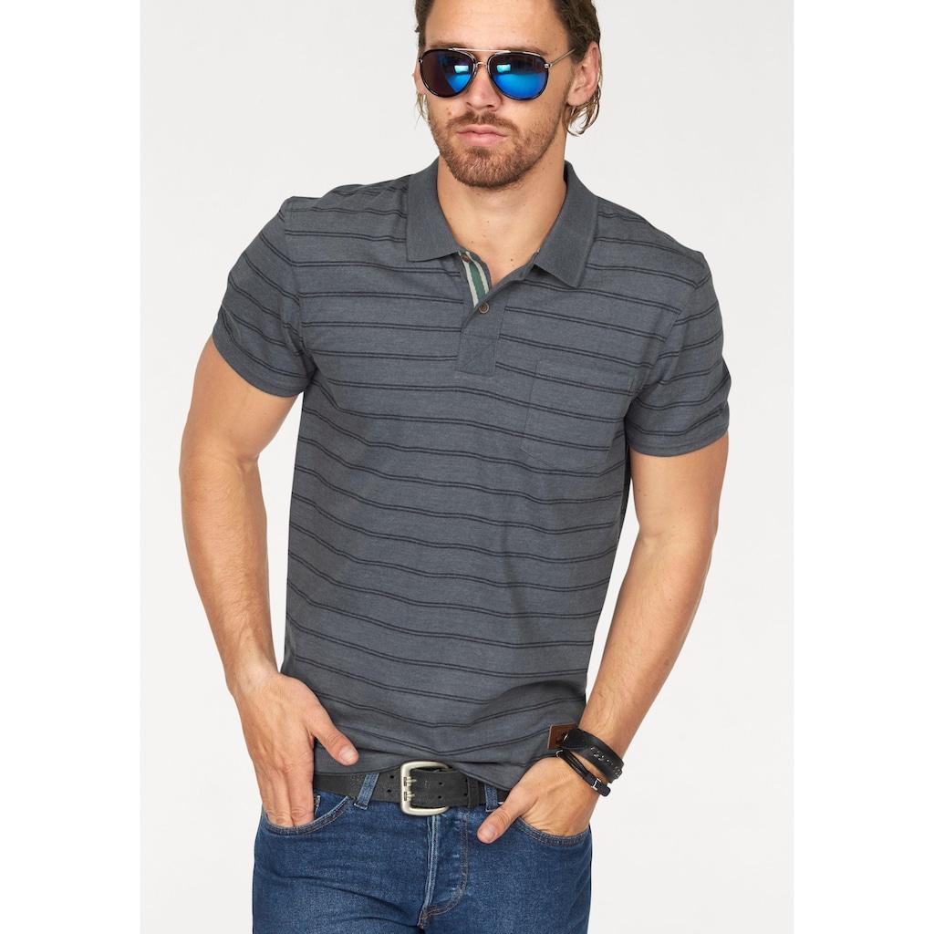 Ocean Sportswear Poloshirt, in Baumwoll-Jersey-Qualität