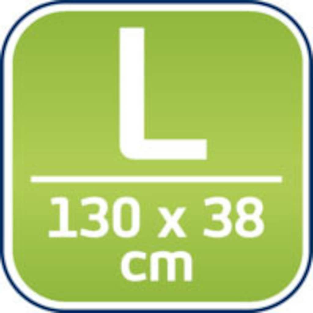 Leifheit Bügelbrett »AirBoard Express L Solid MAXX«, Bügelfläche 130 cmx38 cm, Bügelfläche 130x38 cm