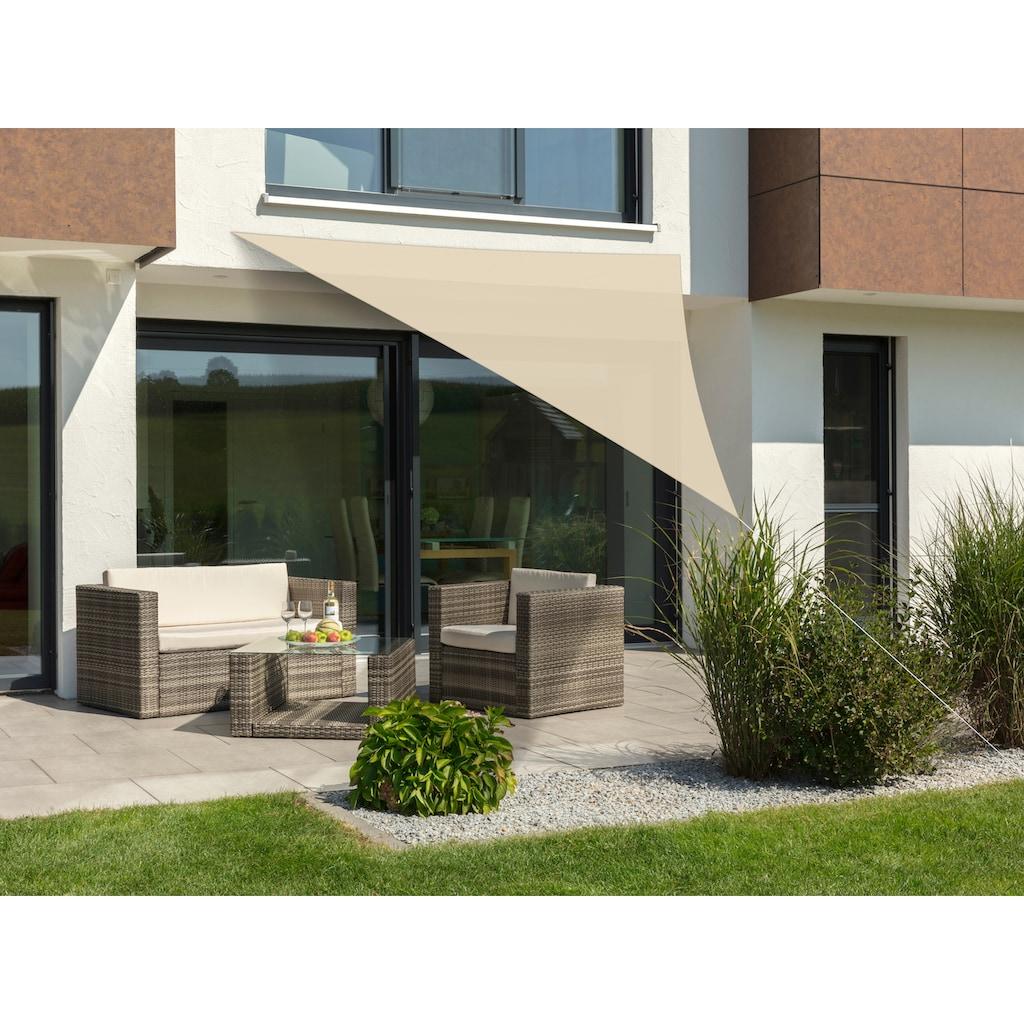 Schneider Schirme Sonnensegel »Lanzarote«, ca. 360 x 360 x 360 cm