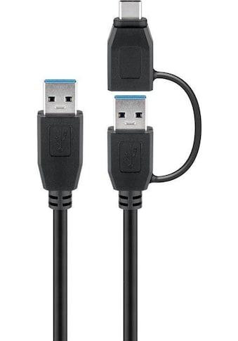 Goobay USB 3.0 Kabel mit 1 USB A auf USB - C(TM) -  »Adapter« kaufen