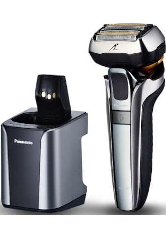 Panasonic, Elektrorasierer ES - LV9Q - S803, Langhaartrimmer kaufen