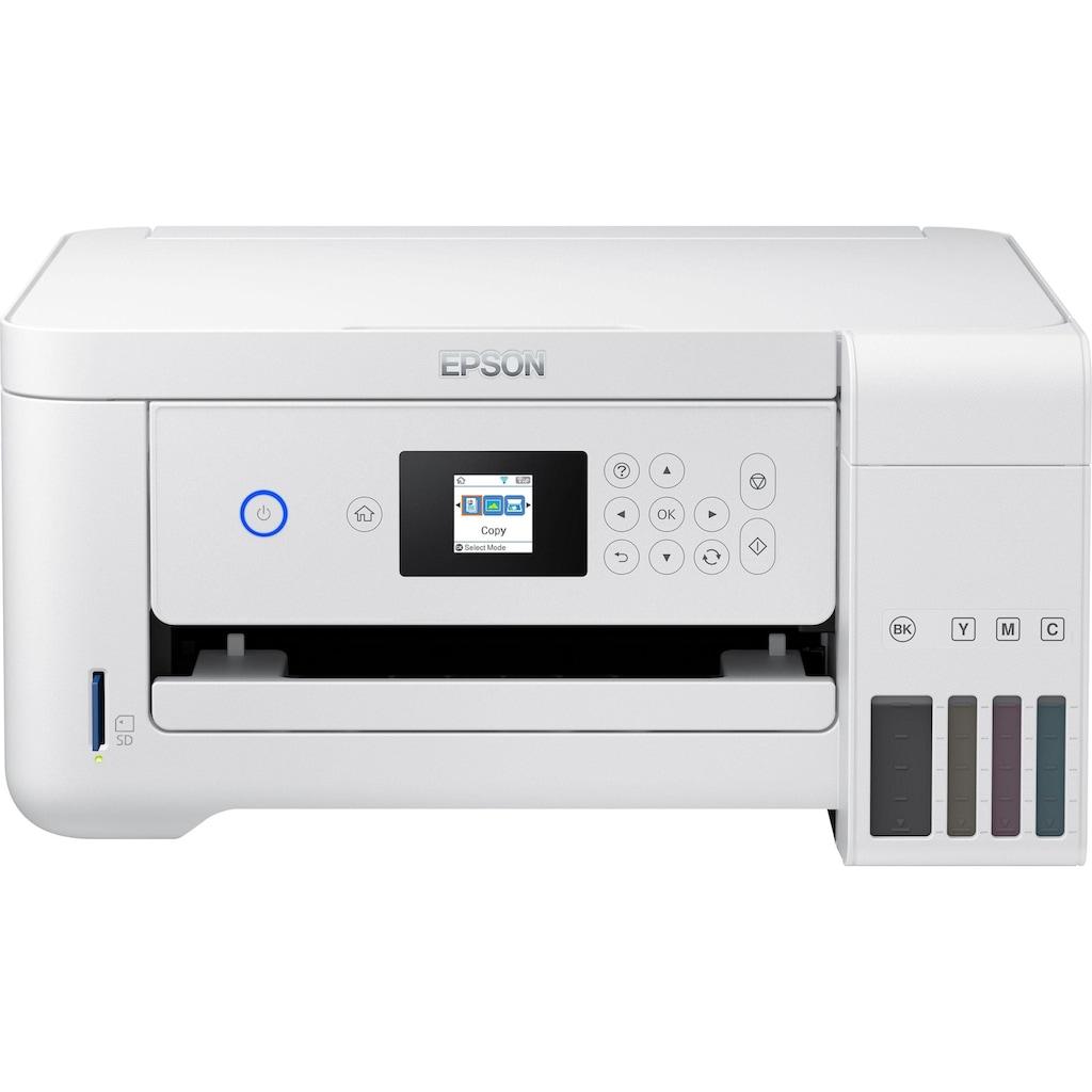 Epson Multifunktionsdrucker »EcoTank ET-2756«