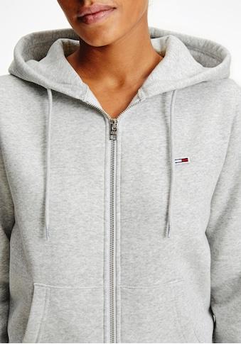 Tommy Jeans Kapuzensweatjacke »TJW REGULAR HOODIE ZIP THROUGH«, mit Tommy Jeans... kaufen