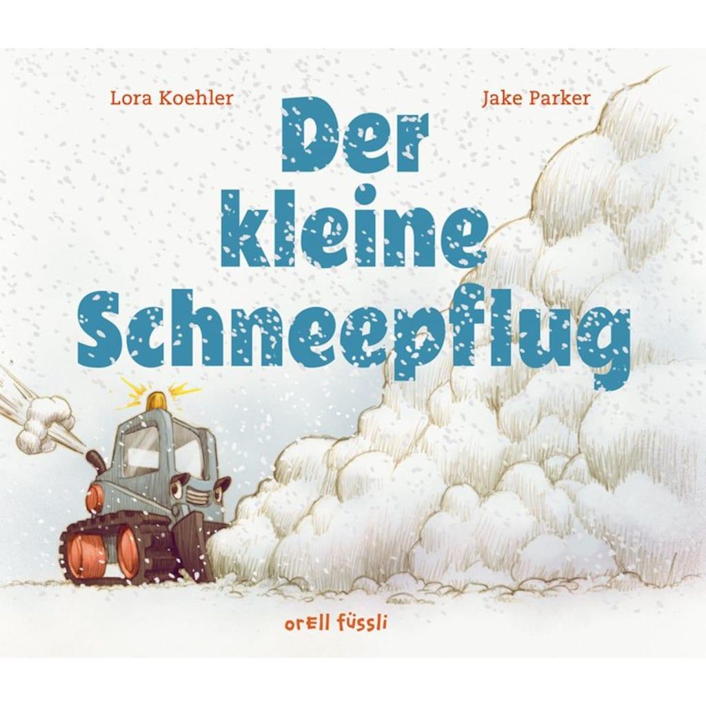Buch »Der kleine Schneepflug / Lora Koehler, Jake Parker«
