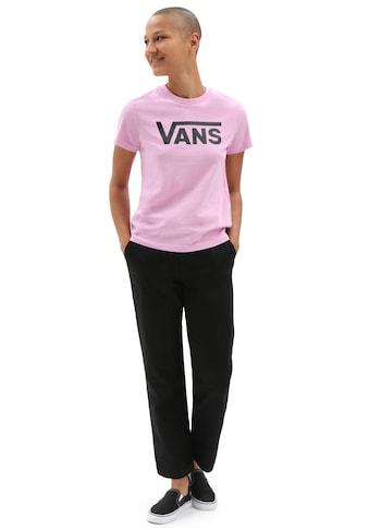 Vans T-Shirt »FLYING V CREW TEE« kaufen