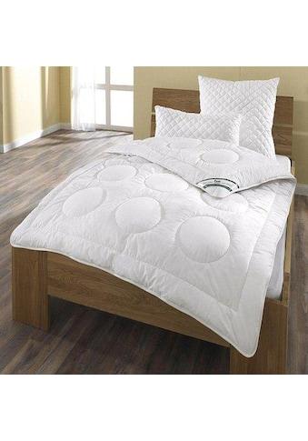 f.a.n. Schlafkomfort Naturfaserbettdecke »Baumwolle«, leicht, (1 St.), aus 100 %... kaufen