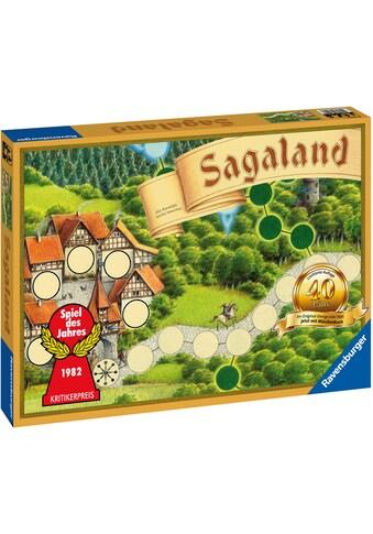 Ravensburger Spiel »Sagaland 40 Jahre Jubiläumsedition«, FSC® - schützt Wald -... kaufen