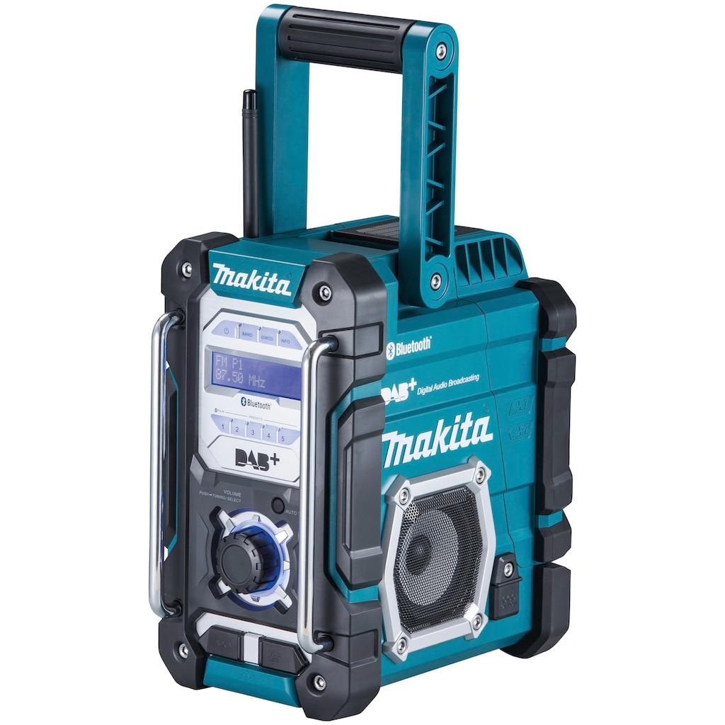 Makita Baustellenradio »DMR112«, (FM-Tuner-Digitalradio (DAB+)