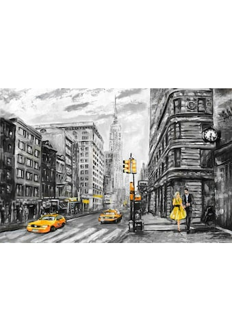 queence Leinwandbild »New York« kaufen