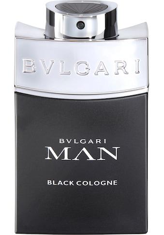 """BVLGARI Eau de Toilette """"Man Black Cologne"""" kaufen"""