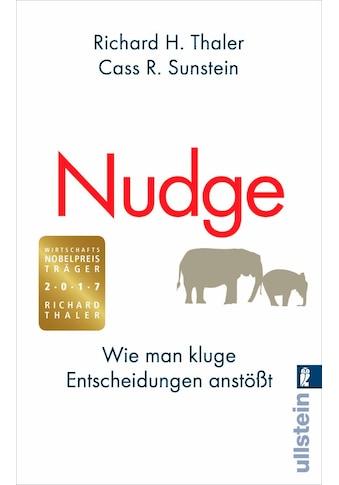 Buch »Nudge / Richard H. Thaler, Cass R. Sunstein, Christoph Bausum« kaufen