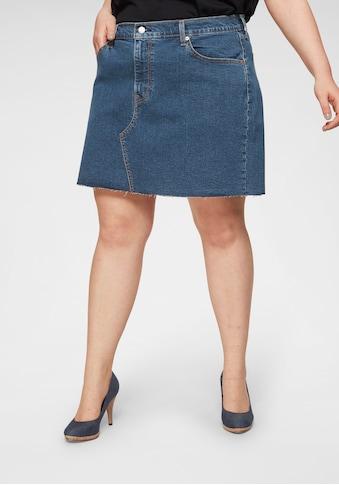 Levi's® Plus Jeansrock »Plus Size Deconstructed Skirt« kaufen