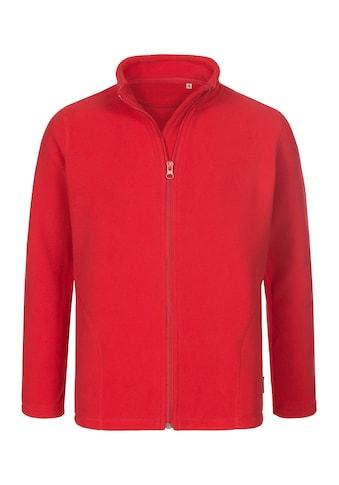 Stedman Fleece Jacket Kids mit hervorragender Wärmeisolation kaufen