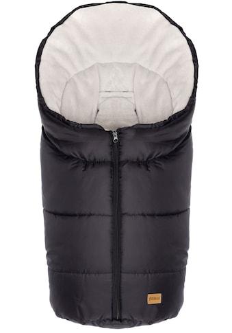 Fillikid Fußsack »Eco Small Winterfußsack, schwarz« kaufen