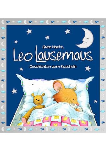 Buch »Gute Nacht, Leo Lausemaus / Sophia Witt, Marco Campanella« kaufen