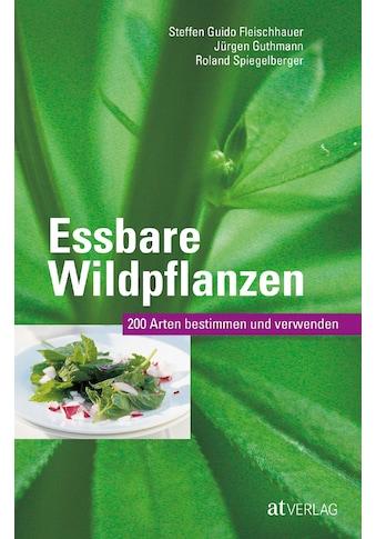 Buch »Essbare Wildpflanzen / Steffen Guido Fleischhauer, Jürgen Guthmann, Roland... kaufen