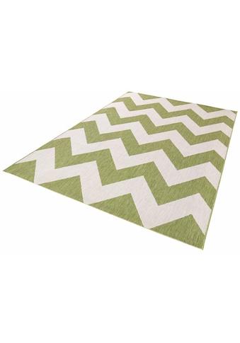 bougari Teppich »Unique«, rechteckig, 8 mm Höhe, Flachgewebe, In- und Outdoor... kaufen