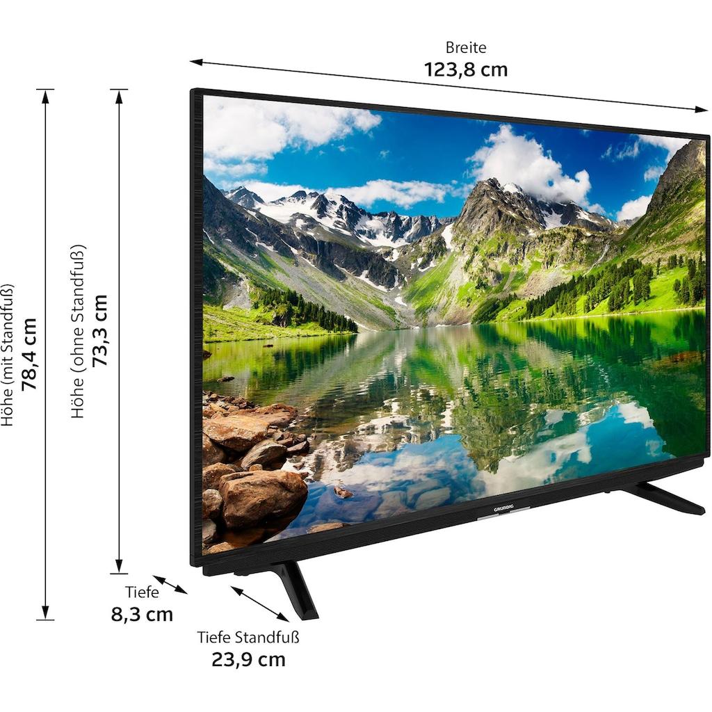 "Grundig LED-Fernseher »55 VOE 71 - Fire TV Edition TRH000«, 139 cm/55 "", 4K Ultra HD, Smart-TV"