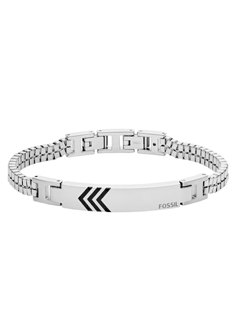 Fossil Armband »MENS DRESS, JF03392040«, mit Emaille kaufen