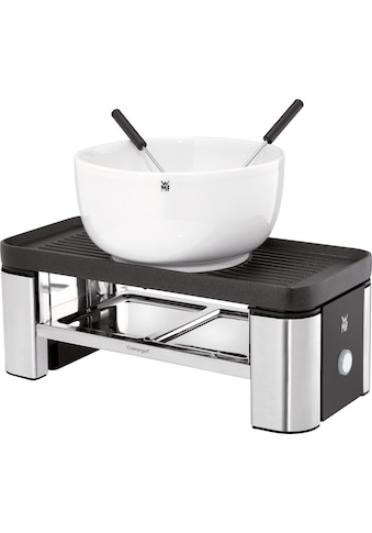 WMF Raclette und Fondue - Set KÜCHENminis® für Zwei, 3 Raclettepfännchen, 370 Watt kaufen