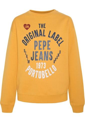 Pepe Jeans Sweatshirt »DASHA« kaufen