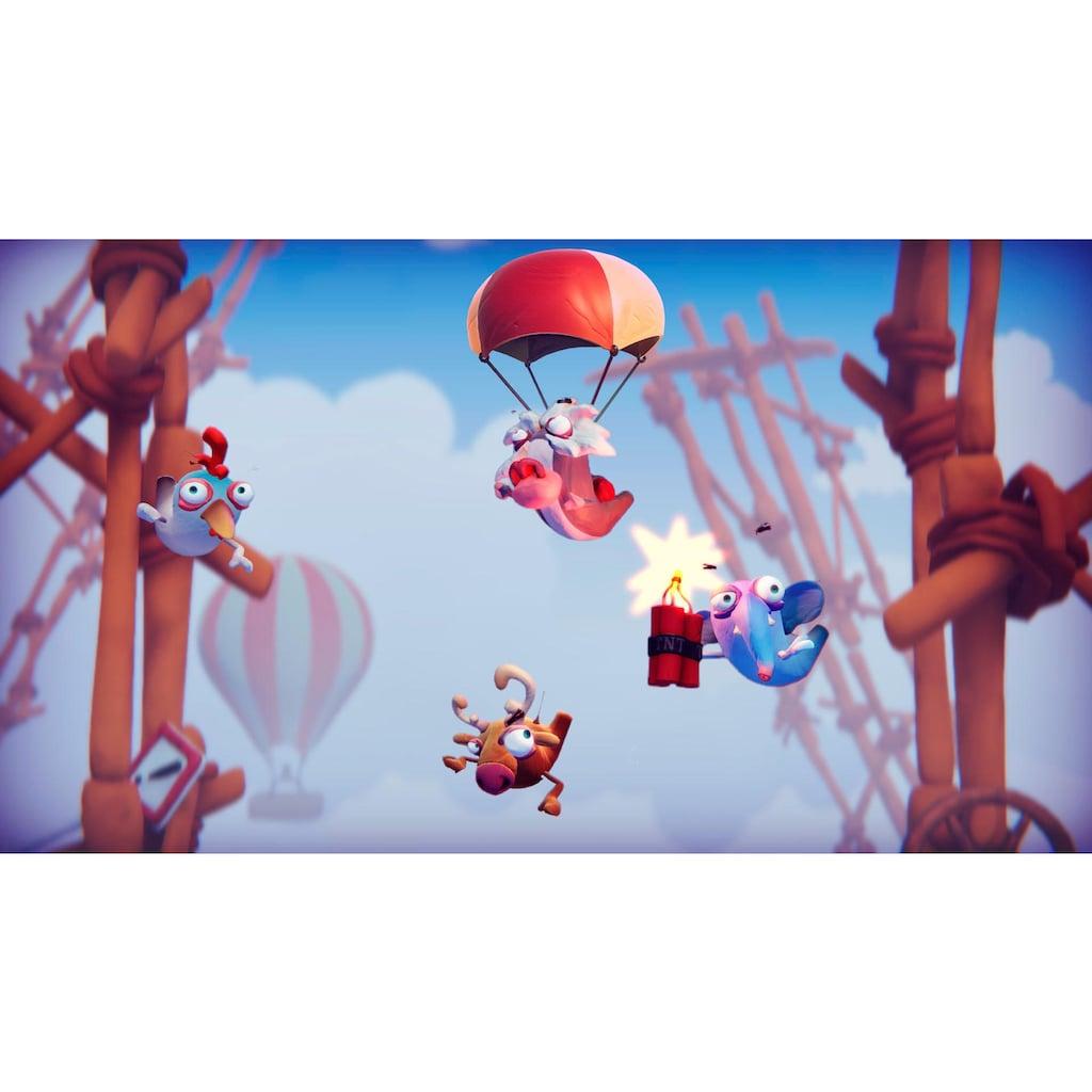 PlayStation 4 Spiel »Frantics«, PlayStation 4