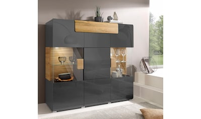 TRENDMANUFAKTUR Highboard »Toledo« kaufen