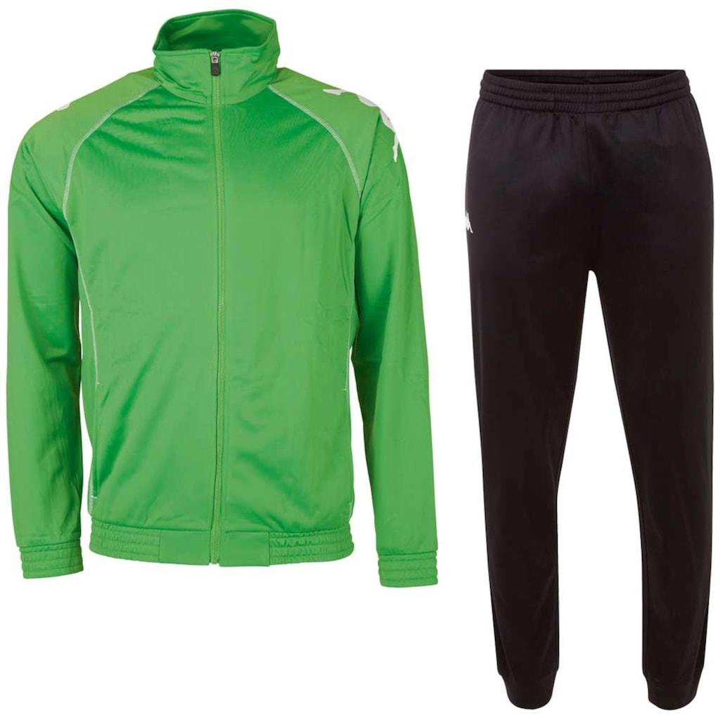 Kappa Trainingsanzug »EPHRAIM«, in gro&szlig;en Gr&ouml;&szlig;en erh&auml;ltlich<br />