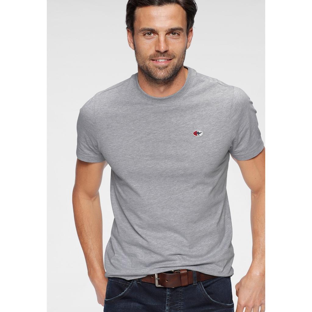 KangaROOS T-Shirt, unifarben