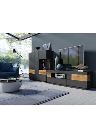 TRENDMANUFAKTUR Wohnwand »SILKE« (Set, 2 - tlg) kaufen