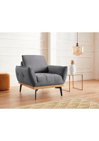 Guido Maria Kretschmer Home&Living Sessel »Palíc«, inklusive Rückenverstellung kaufen
