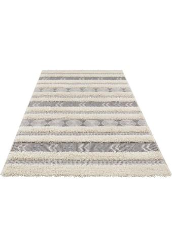 freundin Home Collection Teppich »Taza«, rechteckig, 35 mm Höhe, In- und Outdoor... kaufen