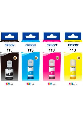 Epson Nachfülltinte »EcoTank 113 Magenta«, (1 St.) kaufen