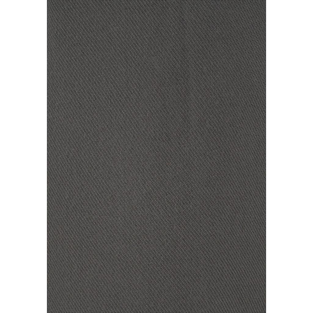 LASCANA Schlupfhose, aus gewebter Viskose