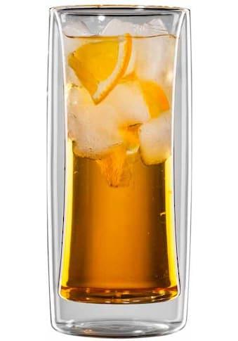 Bloomix Thermoglas »Kavex«, (Set, 6 tlg.), Doppelwandige Ausführung, 470 ml, 6-teilig kaufen