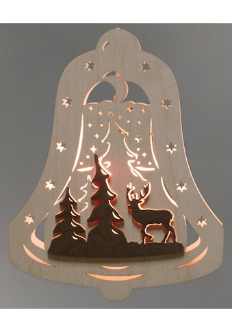 Weigla,LED Fensterbild»Waldmotiv«, kaufen
