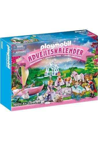 Playmobil® Adventskalender »Königliches Picknick im Park (70323), Christmas« kaufen